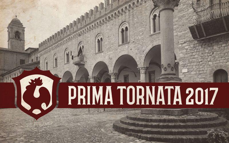 Prima Tornata 2017 - Tribunato Di Romagna